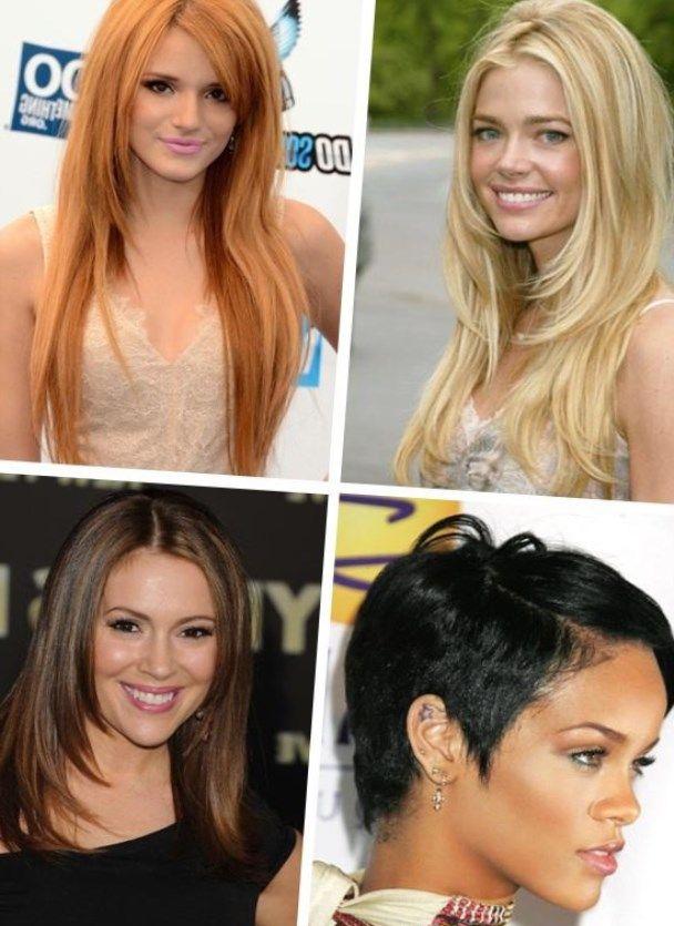 В этом сезоне в тренде является комбинация асимметрии и прямых линий как на прямых волосах, так и на завитых в крупные локоны. Оптимальная стрижка для