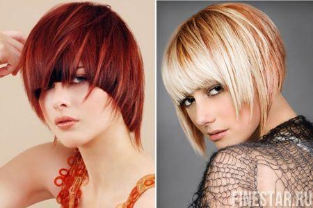 Модные стрижки для волос средней длины (90 вариантов)
