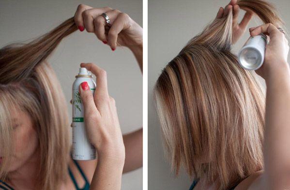 Сухой шампунь для волос - отзывы