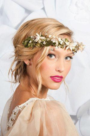 Свадебные прически 2012 (12)