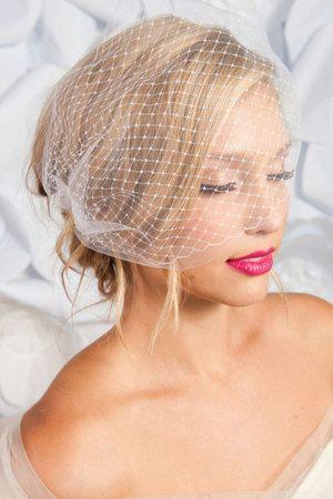 Свадебные прически 2012 (14)
