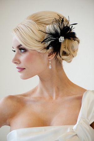 Свадебные прически 2012 (2)