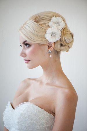 Свадебные прически 2012 (3)