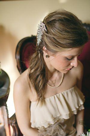 Свадебные прически 2012 (5)