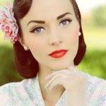 svadebnye_pricheski_na_kototkie_volosy_retro_1-9