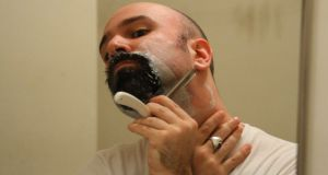Технология бритья опасной бритвой