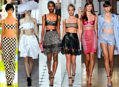 Трендовые дамские майки 2015