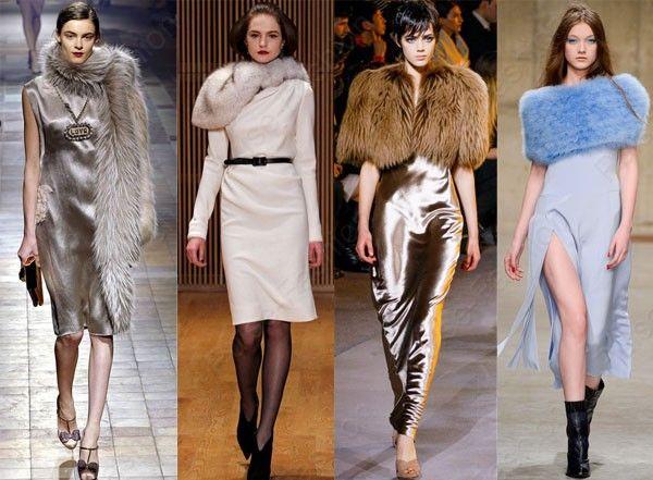 Трендовые платьица осень-зима 2015