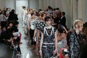Платьица Chanel весна-лето 2015