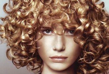 Ухаживаем за волосами после химической завивки