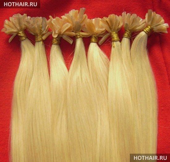 Волосы детской структуры для наращивания