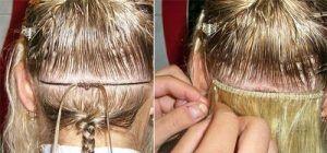 Волшебный образ: бразильское наращивание волос, кератиновая методика