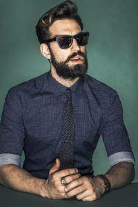 Борода - атрибут власти и силы